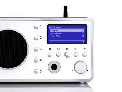 TerraTec Noxon iRadio W-Lan @Ebay