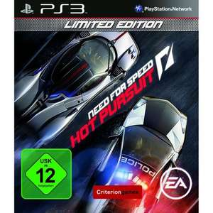 Need for Speed: Hot Pursuit Limited Edition (PS3)
