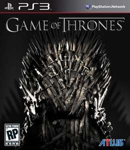 (Wuppertal lokal?) Game of Thrones PS3 Gamestop