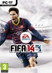 FIFA 14 PC Origin Key (deutsch) @ebay 24,99€