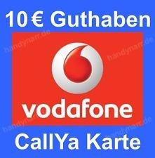 [lokal Halle, Tübingen, Weißenfels etc. ] Vodafone Callya Smartphone Fun mit 10€ Startguthaben