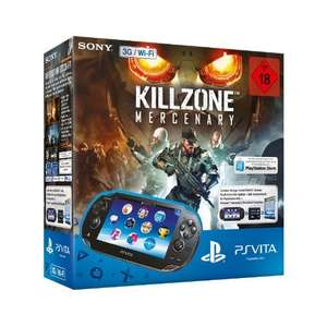 Sony PlayStation Vita (Konsole 3G/Wifi) Killzone Bundle