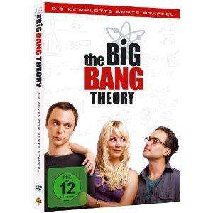 The Big Bang Theory Staffel 1