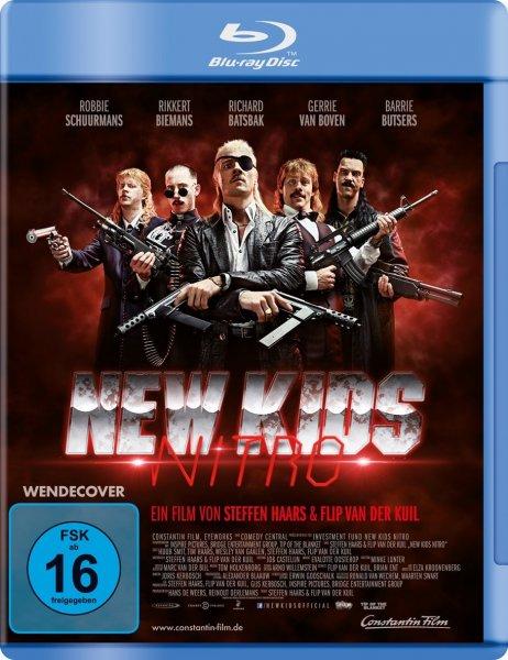 [Blu-ray] New Kids Nitro @ Amazon.de