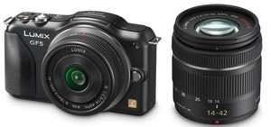 Panasonic Lumix DMC-GF5 Kit 14 mm + 14-42 mm für 393€ @Amazon.fr