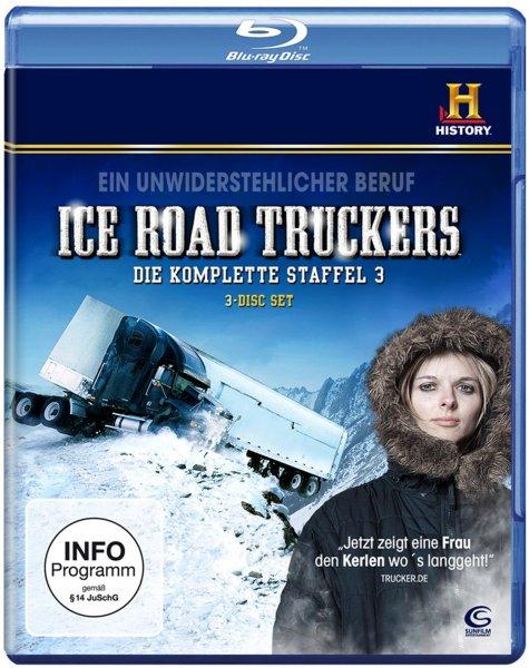Ice Road Truckers Staffel 3 auf 3 Disks für nur 9,97 EUR inkl. Versand [Blu-ray]