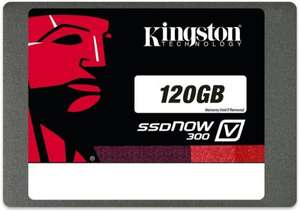 [Ebay] Kingston SSDNow V300 120GB MLC 2.5zoll SATA600