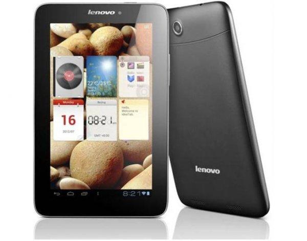 "Lenovo™ - Tablet-PC ""Idea Tab A2107"" (7"" 1024x600,16GB,3G,Dual-Sim mit Telefonfunktion,Android 4) [Demoware] für €99.- [@MeinPaket.de]"