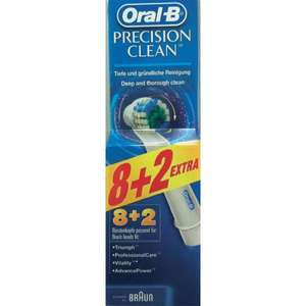 [Lokal: Saturn Esslingen/Stuttgart] Oral B Precision Clean Bürstenköpfe für 1,60 €/Stck. im 10er Pack