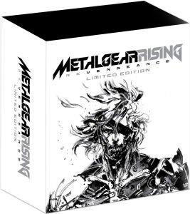 Metal Gear Rising: Revengeance - Limited Edition [PS3] für 60€ @Zavvi