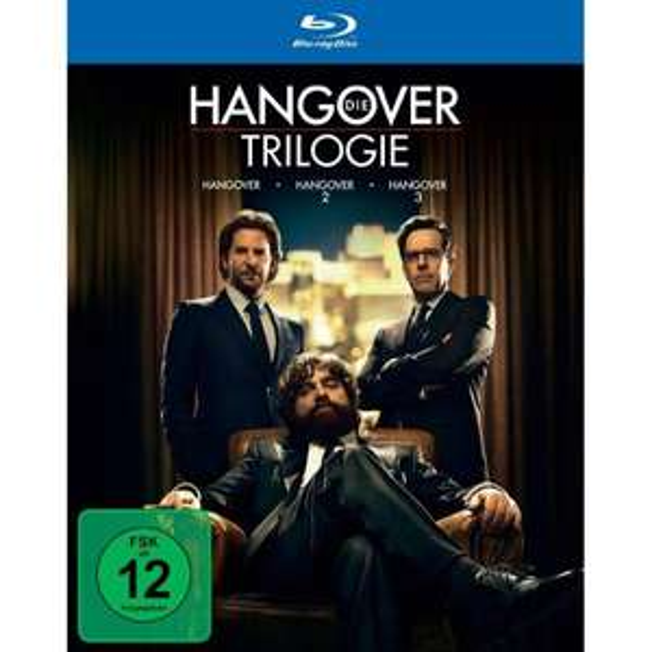 Hangover Trilogie [Bluray] für 25.74€ @Conrad