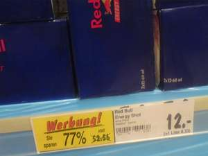 [lokal Ettenheim] Red Bull Energy Shot 24x60 ml Karton für 12€
