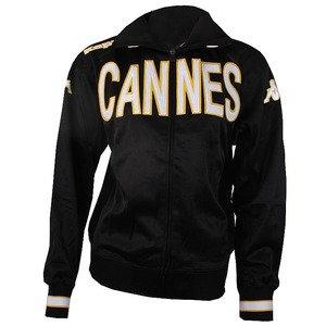 Kappa AS Cannes Sweatjacke Schwarz UVP 99.85 Euro für 18,80 Euro inkl. Versand