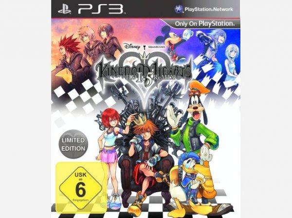 KINGDOM HEARTS HD 1.5 ReMIX Limited Edition für 27,74€ @conrad