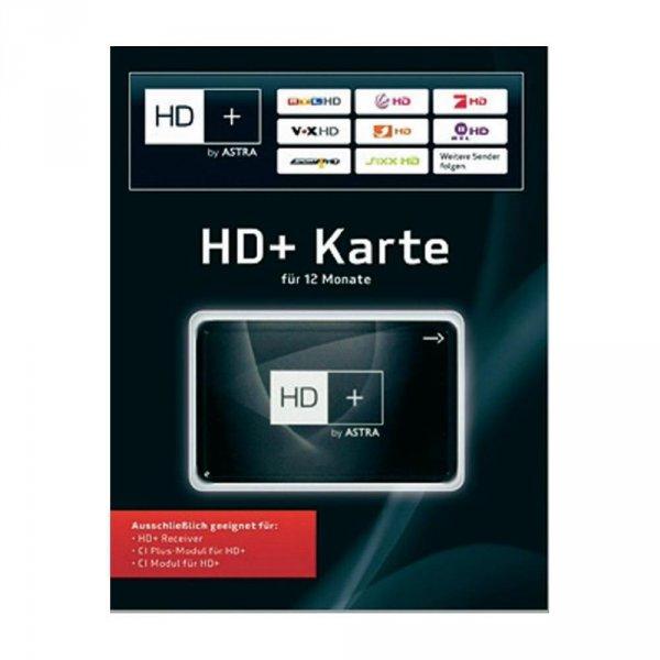 Astra HD+ plus Karte HD03 (aktuellste Version) inkl. 12 Monaten HD+ für 40,69 Euro @Conrad.de [UPDATE]