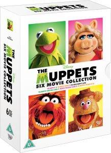 (UK) The Muppets Bumper Box (6 x DVD) für 16.74€ @ Zavvi