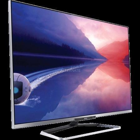 """Philips Fernseher 55"""" LED, 3D, Ambilight XL (55PFL6198K) @ZackZack für 1299 € VSK-frei"""