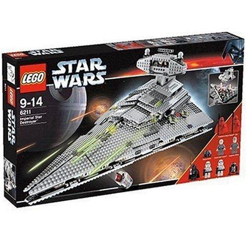 LEGO Star Wars 6211 - Imperial Star Destroyer  205€