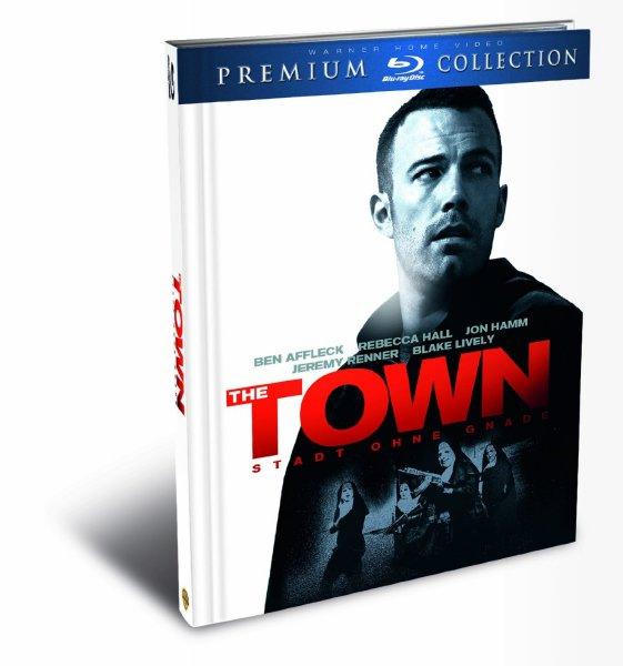 The Town - Stadt ohne Gnade - Premium Collection für nur 13,13 EUR inkl. Versand [Blu-ray]