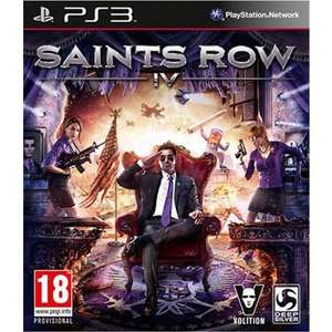 [PS3] Saints Row IV