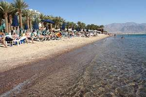 Reise: 1 Woche Israel Rotes Meer (Eilat) ab Amsterdam 313,- € p.P. (Oktober)