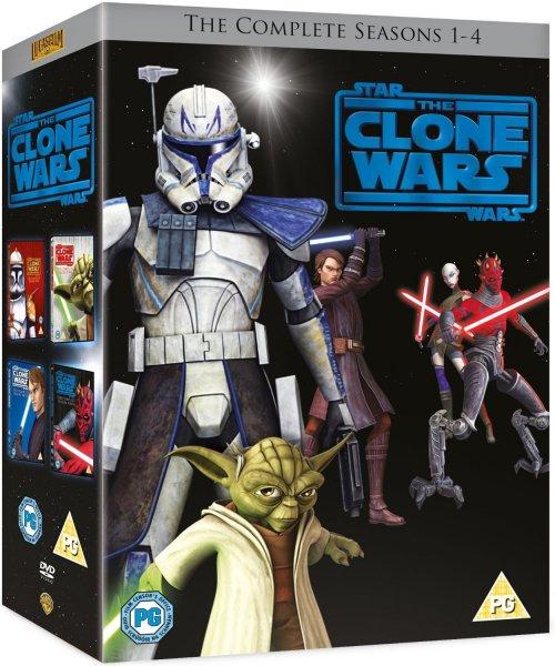 Amazon.it: Star Wars-Clone Wars-Complete [Edizione: Germania]