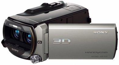 Sony HDR-TD10ES - 3D Kamera mit  64Gb Flash