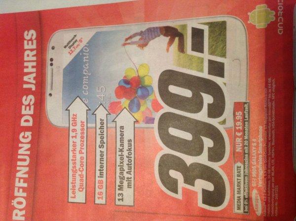 [Lokal] Samsung Galaxy S4 @ MediaMarkt Kaiserslautern
