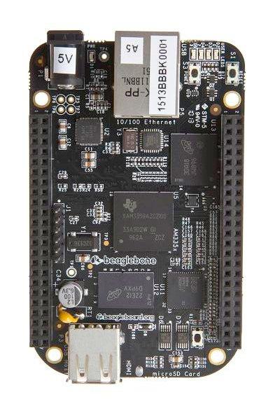 BeagleBone Black Einplatinencomputer mit mehr als 20% Ersparnis