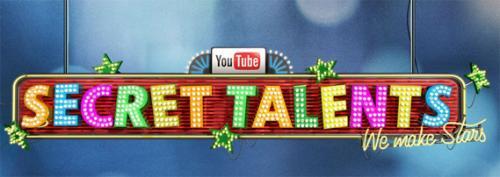 """Tickets für die """"YouTube Secret Talents Award 2011"""""""
