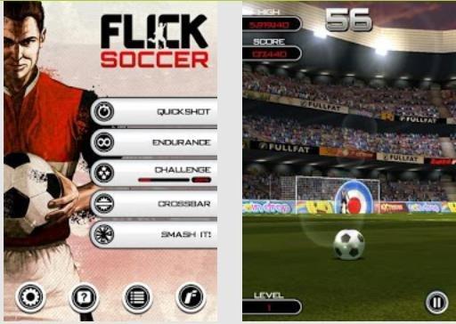 [Amazon App Store] Flick Soccer für Android  kostenlos sonst 1,74 €