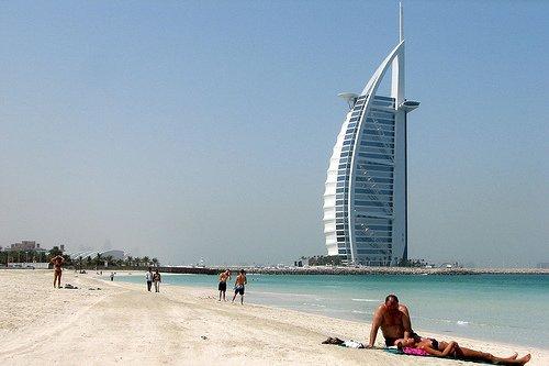 Flüge: Dubai ab diversen deutschen Airports 290,- €  (Oktober - März)