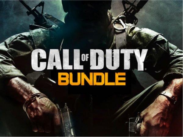 (MAC) Das Call of Duty Bundle mit 3 Spielen + 2 Erweiterungen für nur 29,54€ – 69% Ersparnis