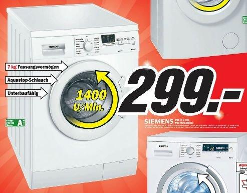 [MM Lüneburg] Waschmaschine Siemens WM14E425