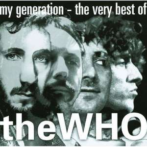 """MP3 Download """"My Generation - The Very Best Of The Who"""" @amazon (Deal des Tages) sonst 7,99€"""