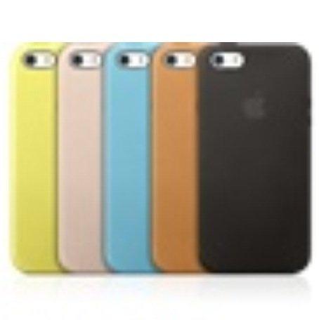 Original Apple iPhone 5s und 5 Case in verschiedenen Farben @O2 20 Euro lokal oder 24,99 Euro online!