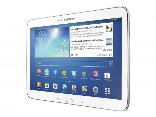 (Lokal Media Markt Pirmasens & Homburg)  Samsung Galaxy Tab 3 10.1  WIFI+3G 16GB für 299€