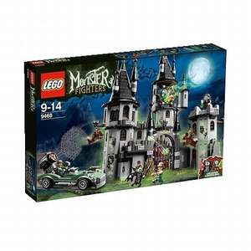 Toysrus LEGO 9468  Monster Fighters Vampirschloss inkl VSK bei Zahlung mit Paypal