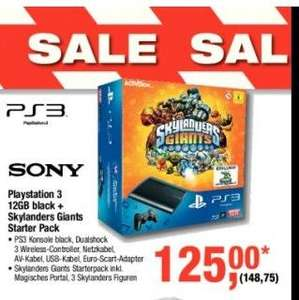 [METRO] Sony Playstation 3 (PS3) Super slim 12GB + Skylanders: Giants