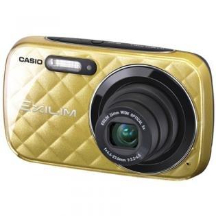 Casio EX-N10GD Gold Citrine 16 MegaPixel  @  redcoon HotDeal am 03.10. ab 10 Uhr