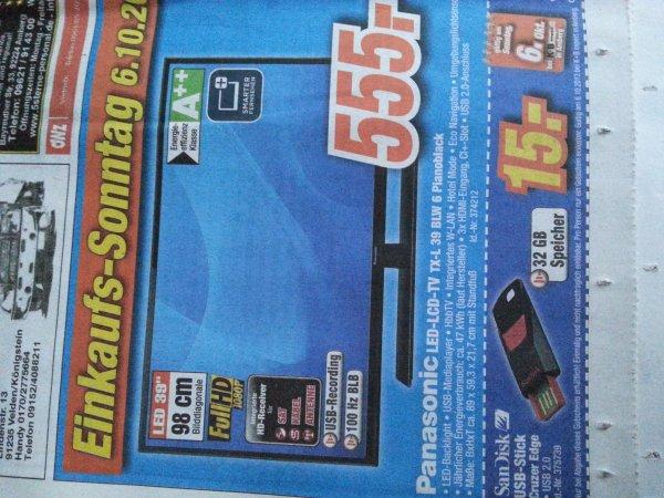[lokal] San Disk Cruzer Edge 32GB 15 €