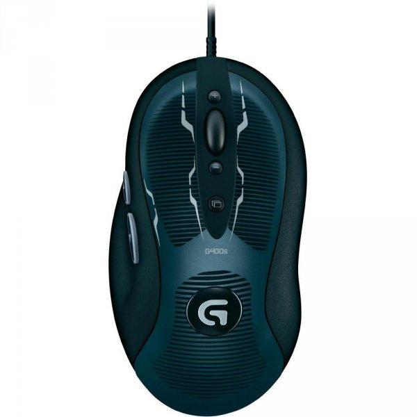 Logitech G400s für 37,74€ @ conrad