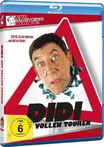 Didi auf vollen Touren [Blu-ray] @Amazon.de