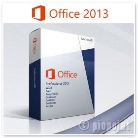 Microsoft Office Professional 2013 Vollversion Lizenz für 1PC Download Deutsch effektiv ca. 150 Euro