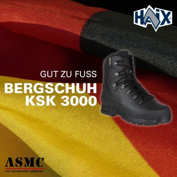 Bergschuh Haix KSK 3000