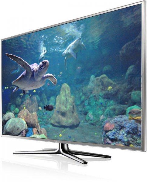 """Samsung 46"""" 3D LED Fernseher (UE46 ES6990) mit 4 Brillen"""