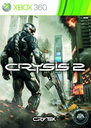 Crysis 2 [Xbox] für 33€ @ amazon.uk