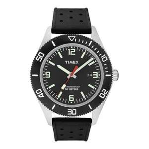 [Amazon] [53% Ersparnis]  Bestpreis! Timex Unisex-Armbanduhr Originals Sport Analog Silikon T2N534