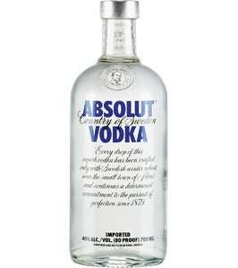[LOKAL Kaufland Hamburg] Absolut Wodka 0,7L für 8,88€!