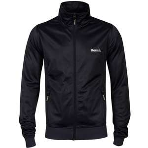 Bench Men's Classic Corp Track Jacket - Peacoat Navy